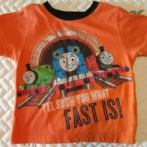 Thomas The Train Baby Tshirt Size 18M